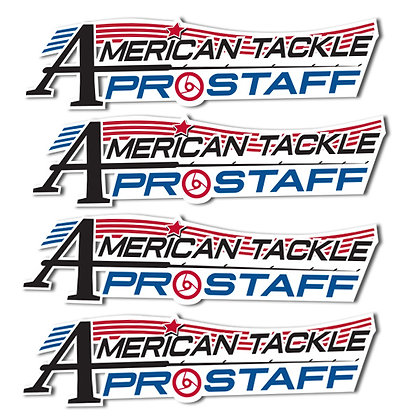 ProStaff Logo Decal- 4 Pack