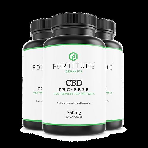 CBD+ Softgels ( 3 mo. Supply)