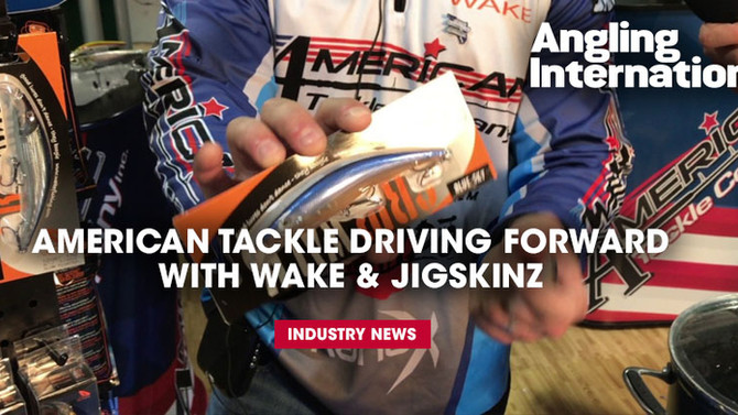 American Tackle driving forward with Wake and JigSkinz