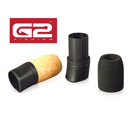 Fore Grips for G2 seats with Uni-Lock Hood (ULH)