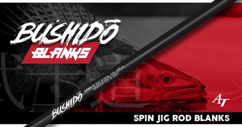 Bushido Spin Jig Series