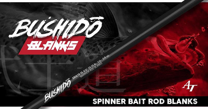 Bushido Spinner Bait Series