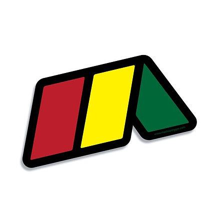 Mashup Sticker