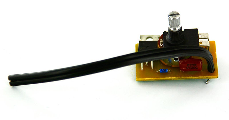 Spare Rheostat Switch for Power Wrapper