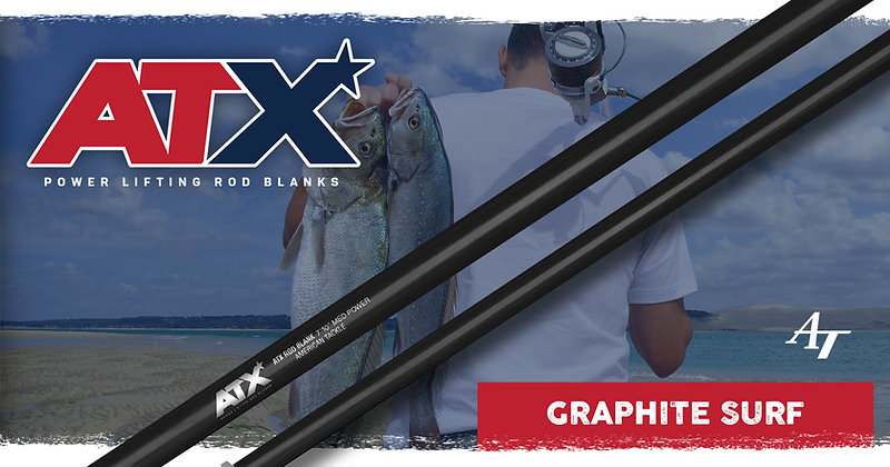 ATX Graphite Surf (2-Piece)