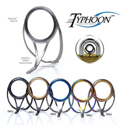 RingLock Typhoon™ High Frame Guides