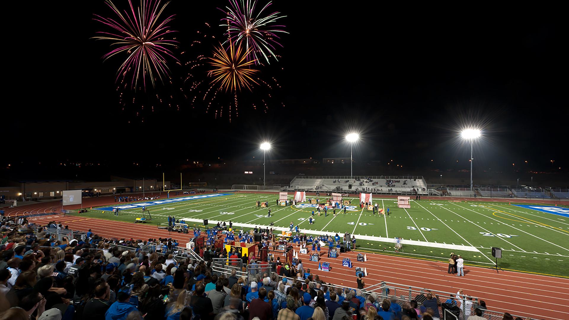 New Stadium & Athletic Facilities