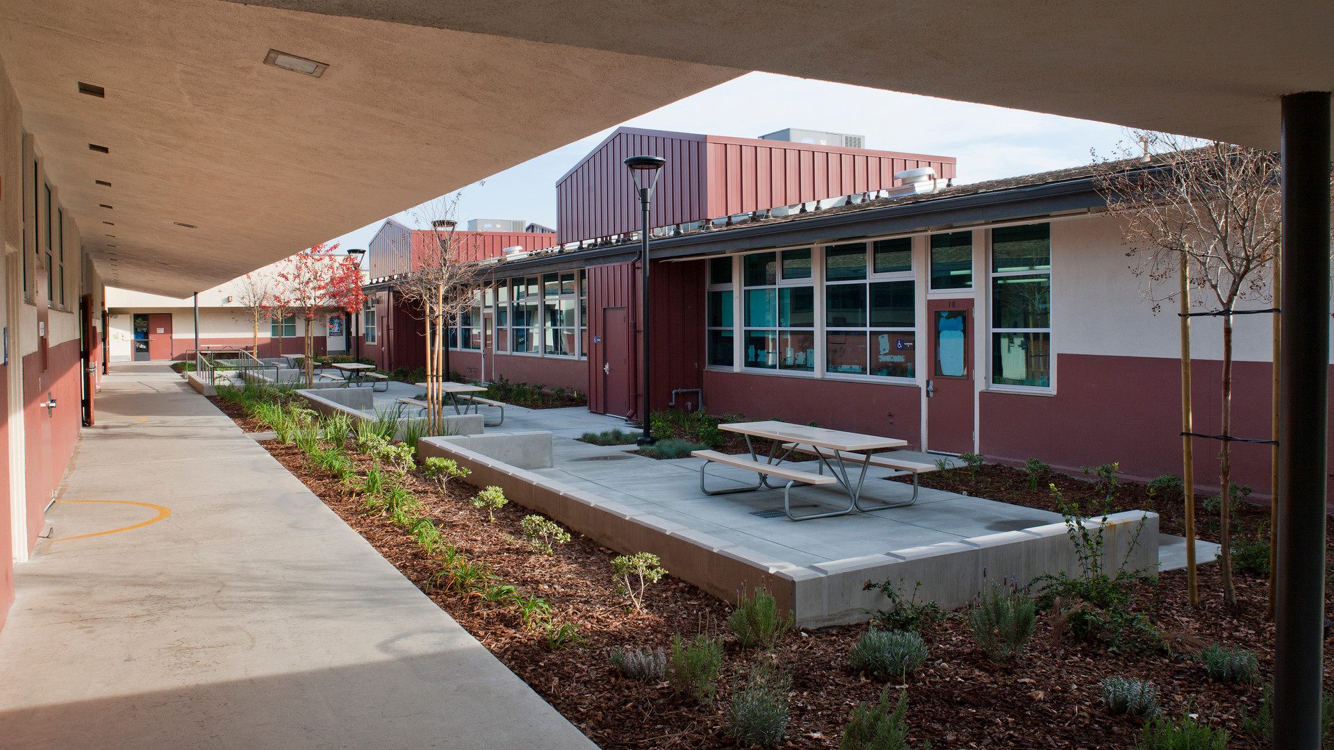 Modernization, Valle Vista Elementary School
