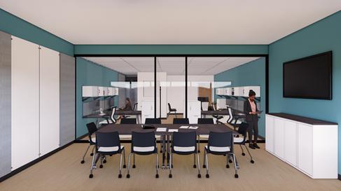 PMT Office Tenant Improvements