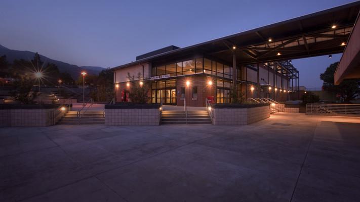 New Gymnasium + Existing Gymnasium Remodel, Chaffey College