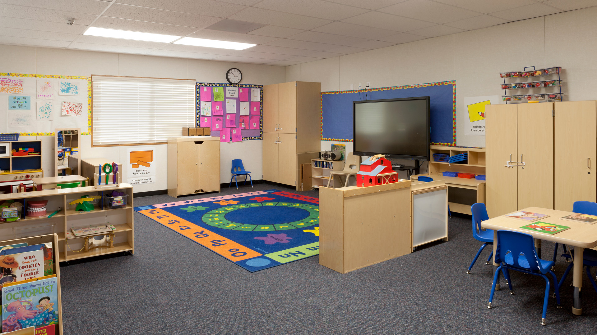 Head Start Portable Classroom Building