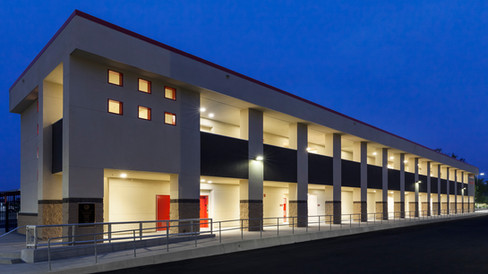 Two-story Classroom Building, Etiwanda High School