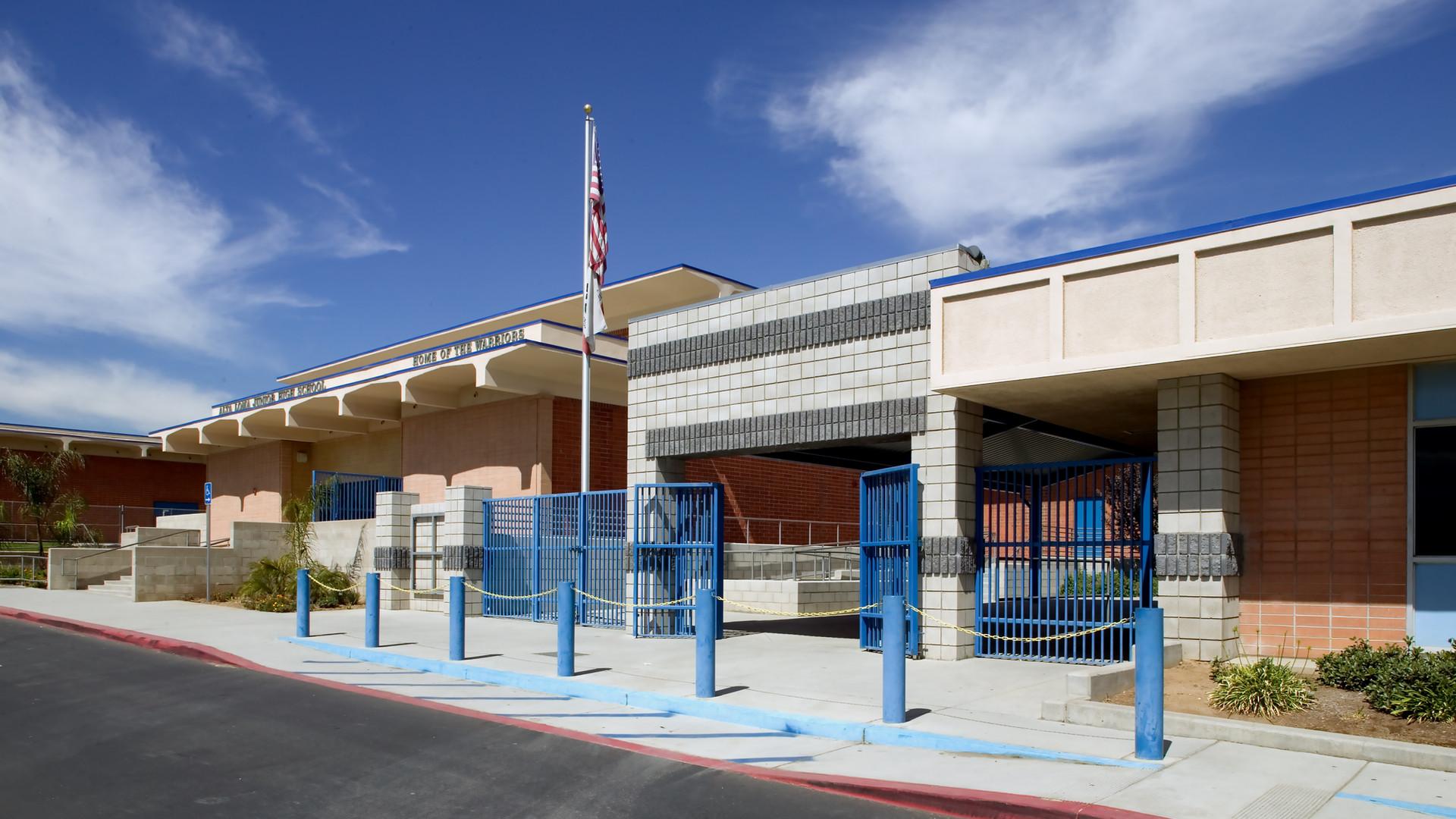 Modernization + New Gymnasium + New Shade Structure, Alta Loma Junior High School,