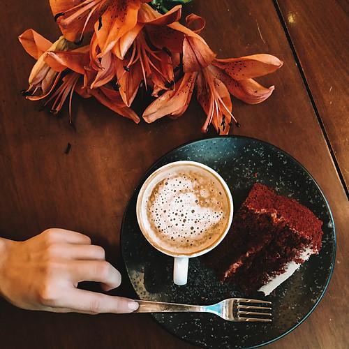 Café photography