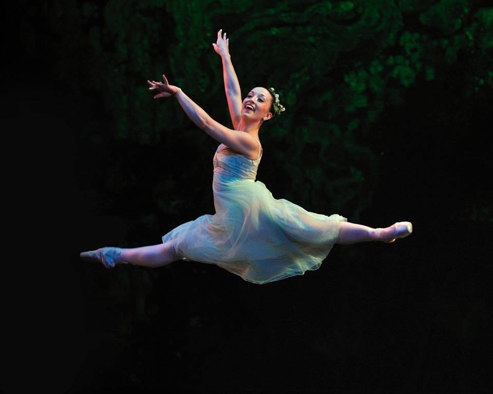 """Spring Fairy in LB's """"Cinderella"""""""