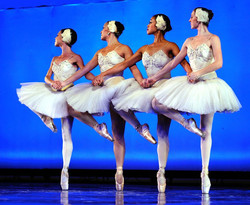 """Little Swans from """"Swan Lake"""""""