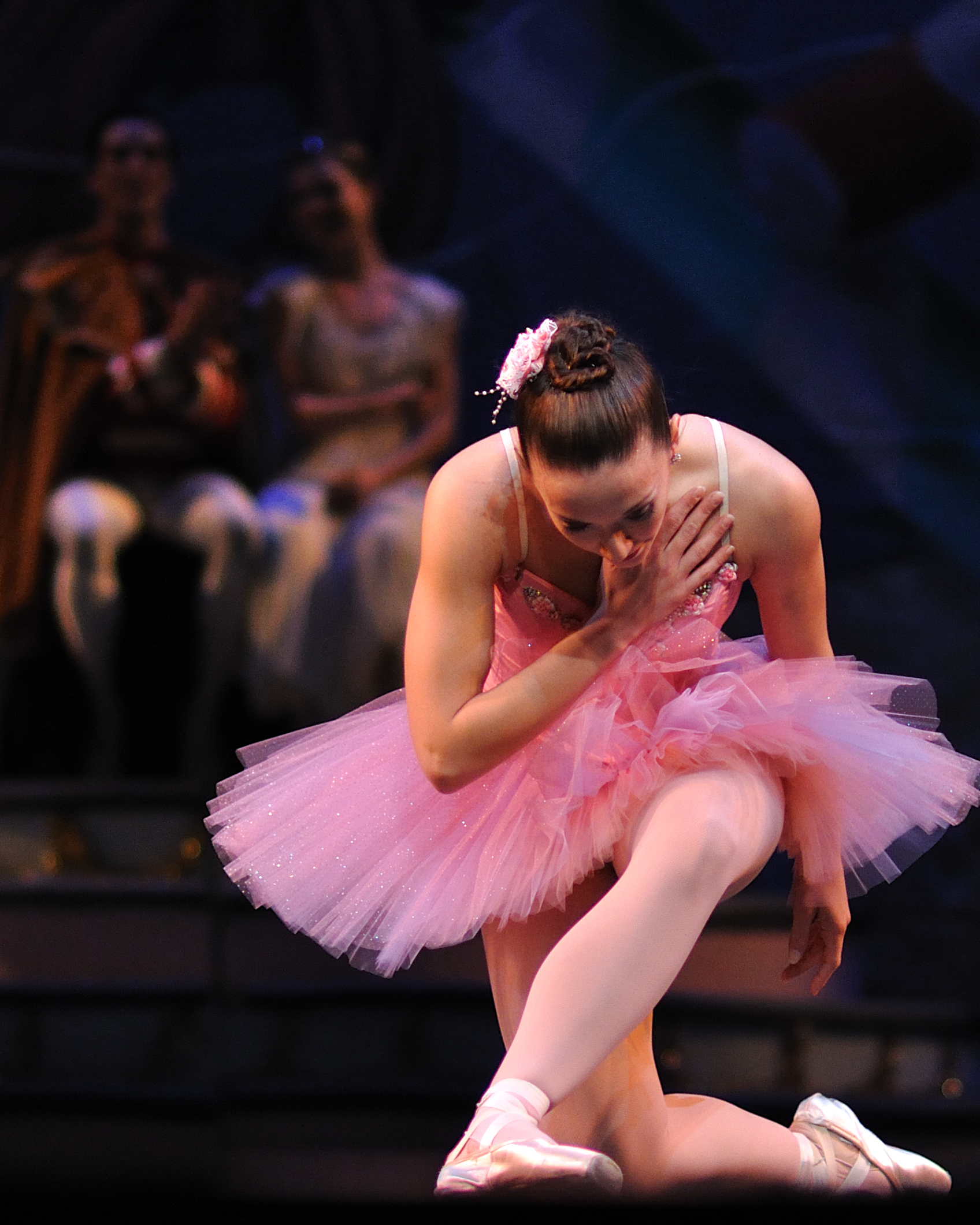 "Dew Drop in ""Nutcracker"" with LB"