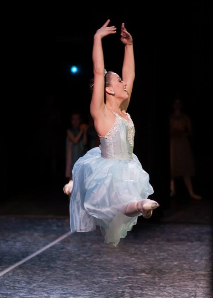 """Cinderella in LB's """"Cinderella"""""""
