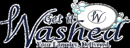 Git it washed logo