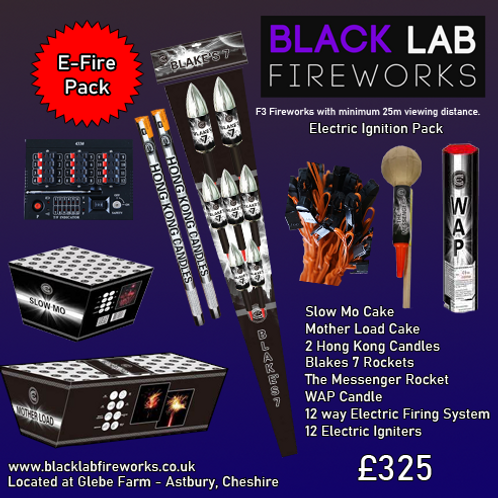 E-Fire Pack