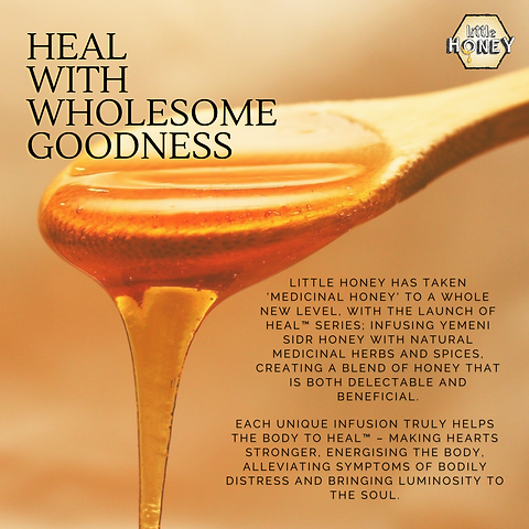 Yemeni Sidr Honey Infusion Blend