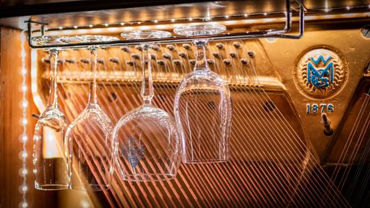 The Bohemian Bar Piano
