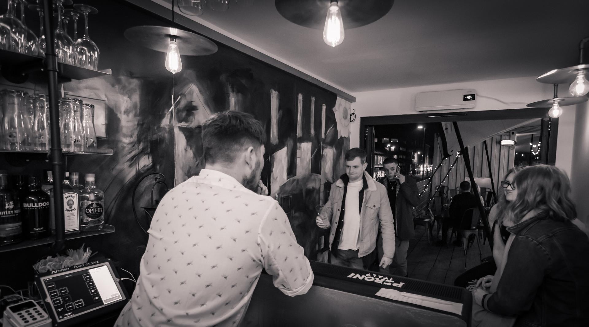 The Bohemian Bar in York