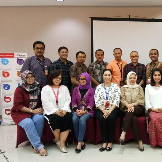 IH Bank Sinar Mas 2018