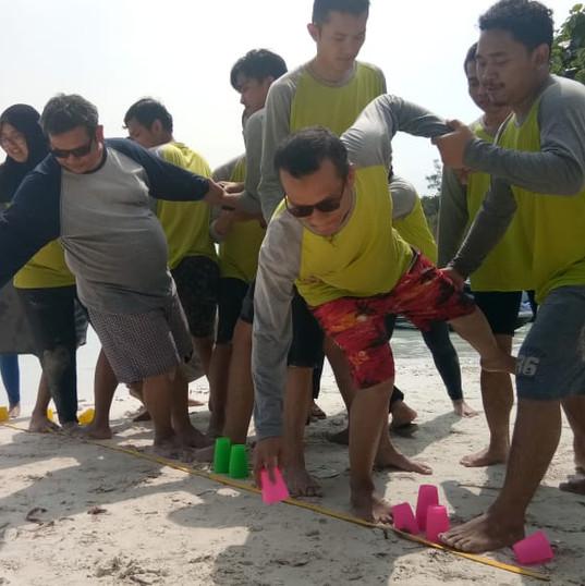 IH Outdoor Activity Bank Indonesia 3