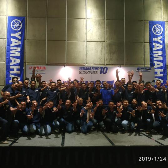 In Class Yamaha - 24 Jan 2019