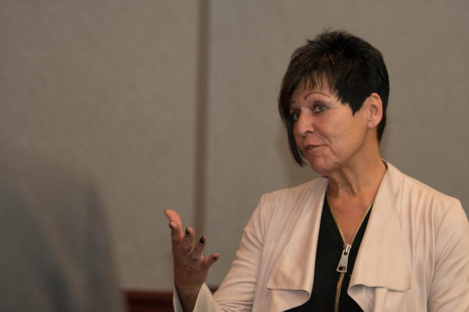 Anita Kuisel Vorstand SD ADMIN