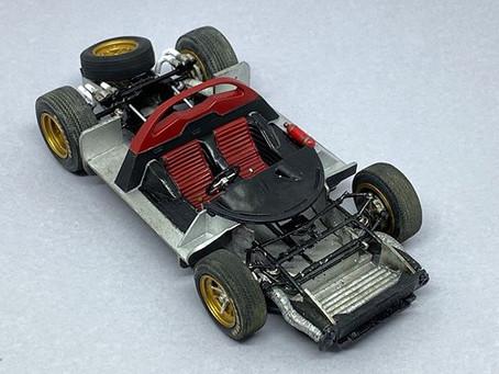Ferrari 330 P4 - In progress