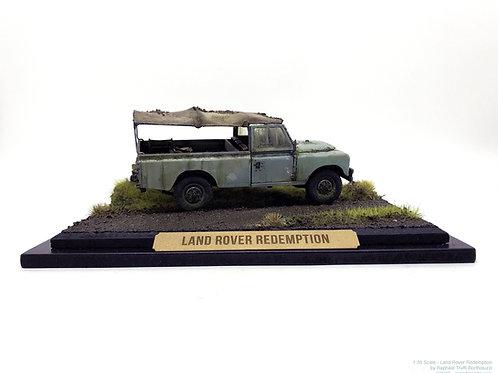 Land Rover Redemption