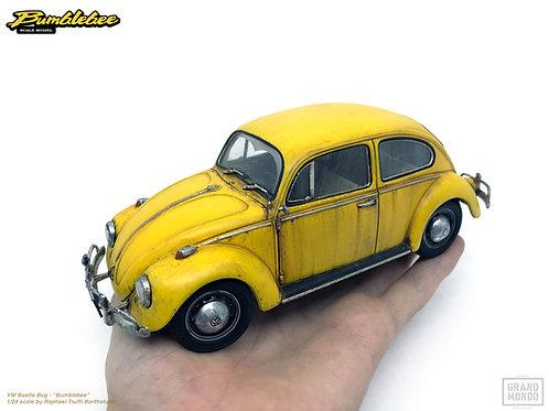 """Volkswagen Beetle """"Bumblebee Transformers"""""""