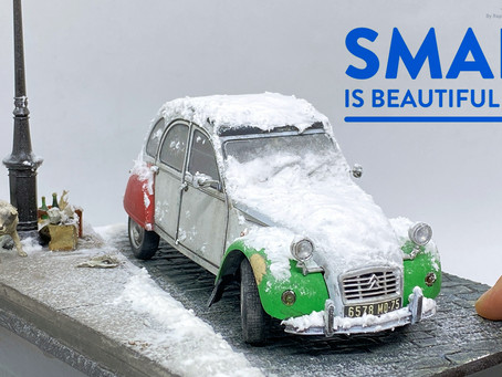 Small Is Beautiful: New Exhibition