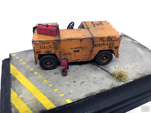 NAS EPU Tractor