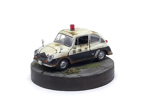 1958 - Subaru Japanese Patrol