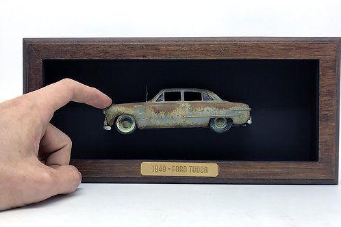 1949' Abandoned Ford Tudor