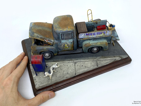 Ned&Ted's Diorama