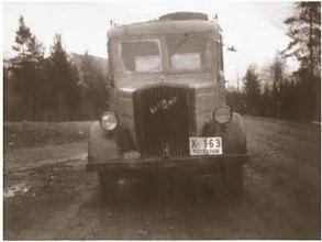 """""""Opel Blitz"""" """"1949"""""""