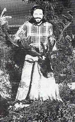 Marcel Zurcher - Quebec Labrador Caribou 369 7/8 (1987)