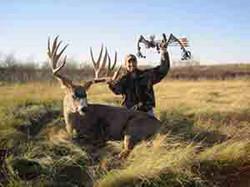 Dave Fuller - Non-Typical Mule Deer 251 2/8 (2010)