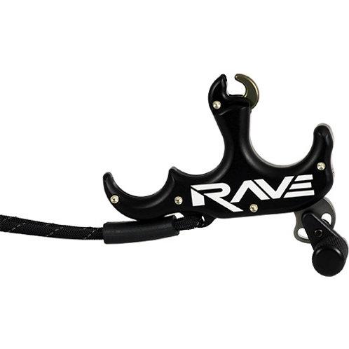 RELEASE RAVE 3 FINGER BLACK