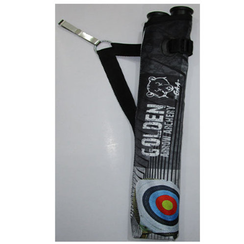 QUIVER 2 TUBE PRINTED TARGET