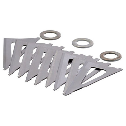 WASP REPLACEMENT BLADES FOR FIXED BROADHEADS