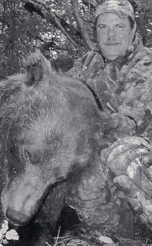 Al Kalnicki - Grizzly Bear 22 7/16 (2010)
