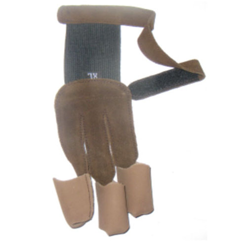 GLOVE SUEDE LEATHER