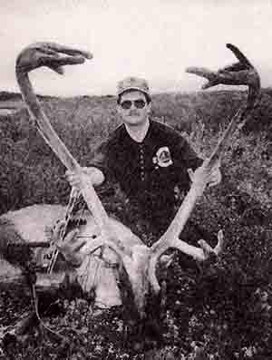 Lyle Sheppard - Central Canada Barren Ground Caribou 364 5/8 (1997)