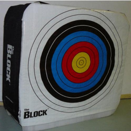 TARGET BULLSEYE BLOCK