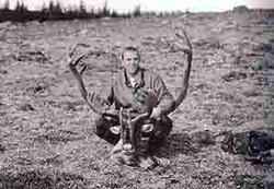 Kevin Schauenber - Velvet Quebec Labrador Caribou 378 0/8 (1998)